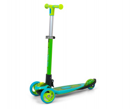 HULAJNOGA SCOOTER Micmax Green